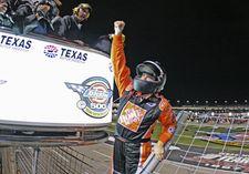 Tony Stewart in Texas