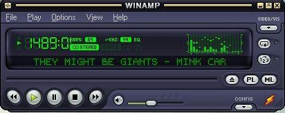 24 hours on Winamp