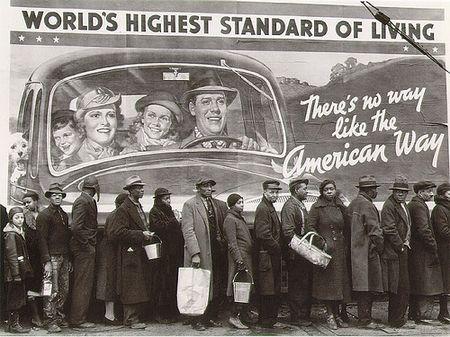 World's Highest Standard of Living