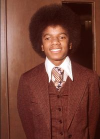Michael Jackson in 1973