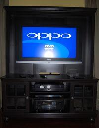 LCD TV Hutch