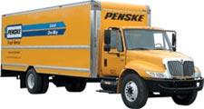 Penske Truck 26ft
