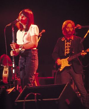 Linda Ronstadt with Andrew Gold