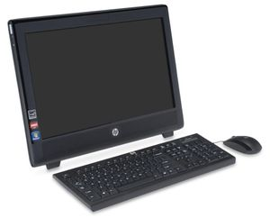 HP 100B All-in-one PC