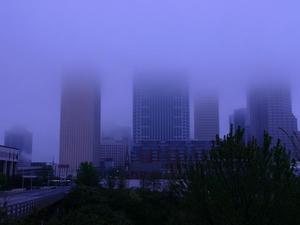 Fog Charlotte NC