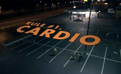 Rule #1. Cardio