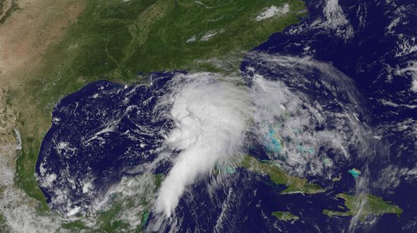 Tropical Storm Debby