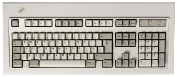 IBM Model M Keyboard