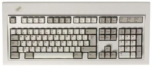 IBM Model M Keyboard