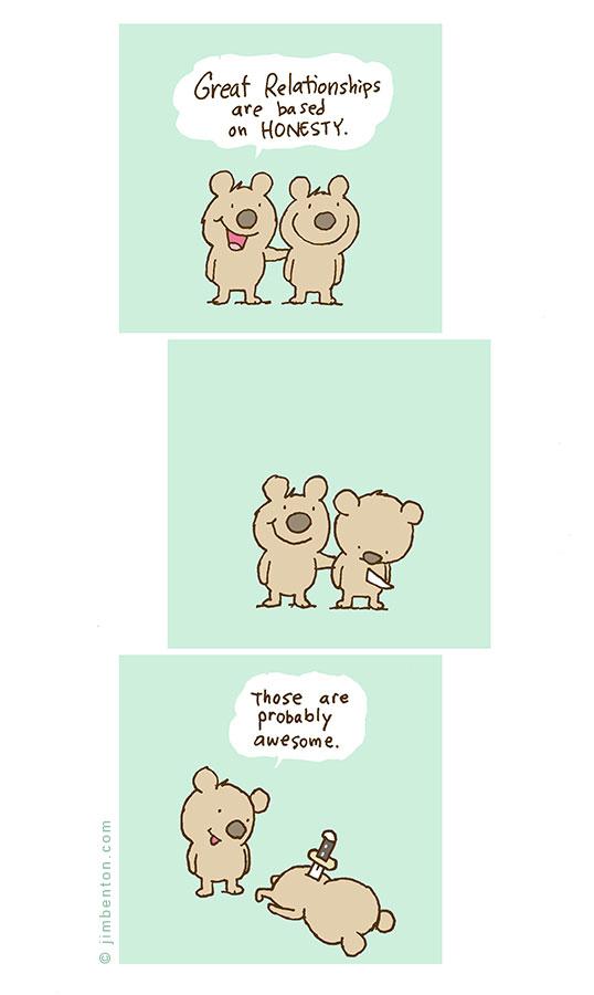 Honesty Bears