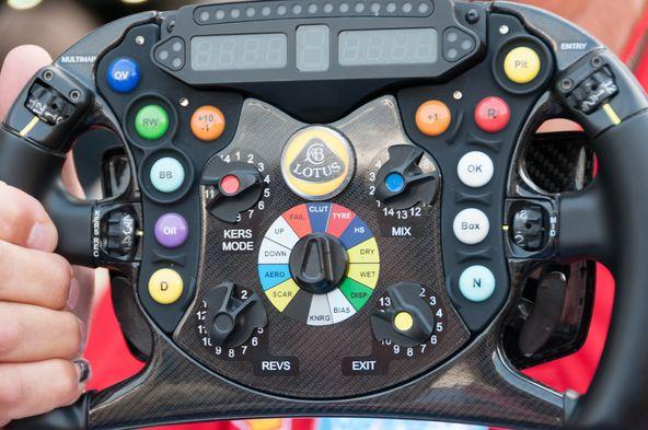 Formula 1 Lotus Wheel