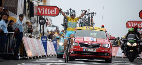 Vincenzo Nibali - TDF Stage 18