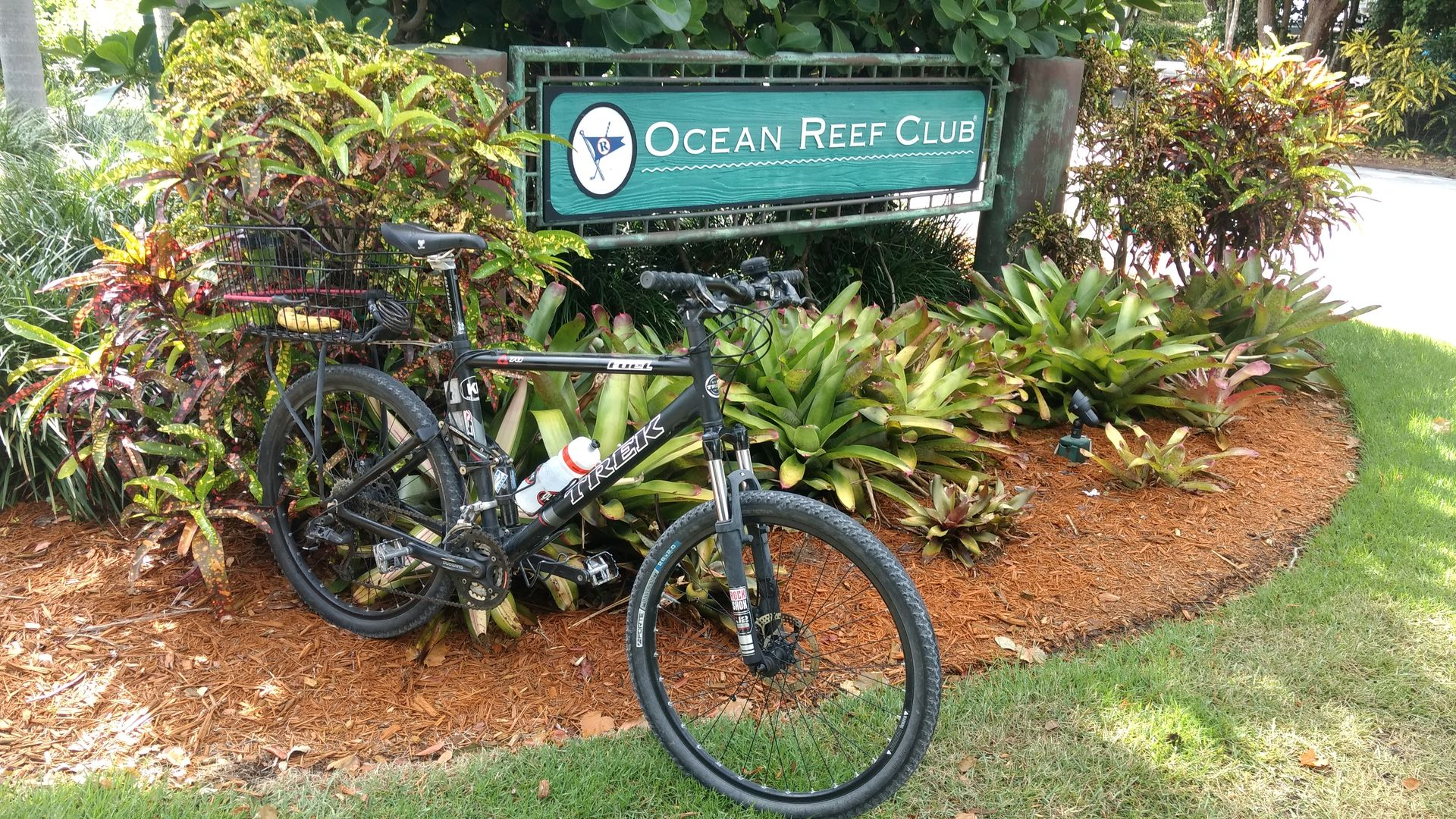 Ocean Reef by Bike