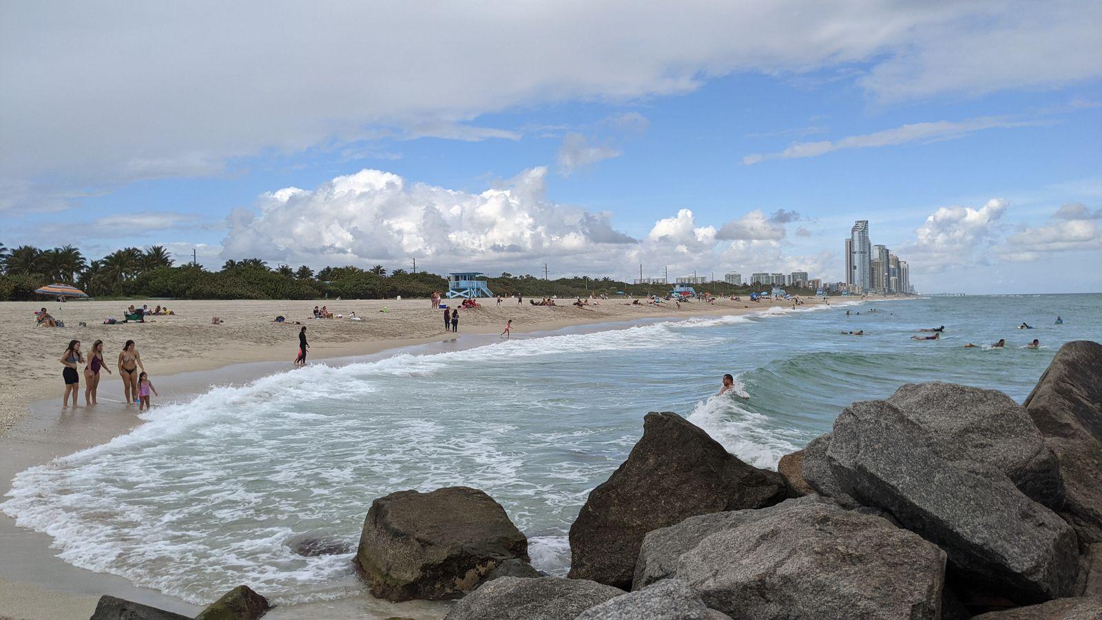 Haulover Beach 12.12.2020